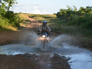 2 Days Guided Enduro Motorcycle Tour in Western Cuba
