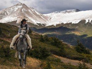 2 Day Horseback Riding and Ranch Vacation in Puerto Natales, Patagonia