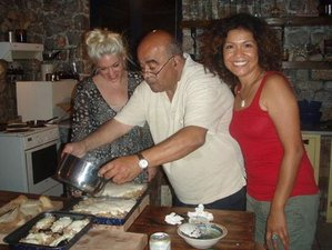 4 Day Vegetarian Cooking Holidays in Crete