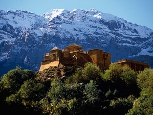 6 Days Summer Mountain Yoga Retreat at Kasbah du Toubkal