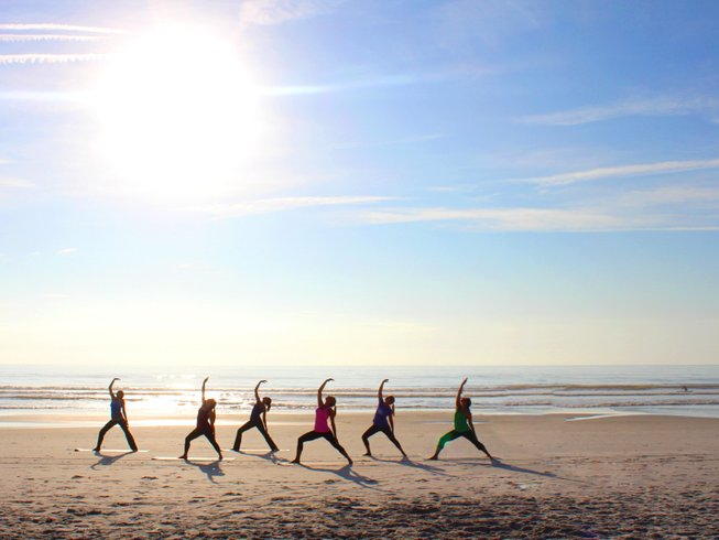 6 Day Detox, Meditation, and Yoga Retreat on Zahora beach in Andalusia, Spain