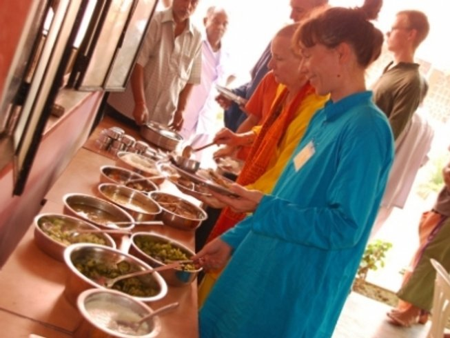 10 Days Chakra Sadhana India Yoga Retreat