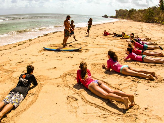 8 Days Surf Camp in Uluwatu