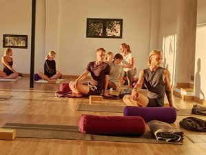 3 Days Holistic Yoga, Meditation and Mindfulness Weekend Retreat in Cortijo, Andalucia