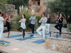 8 Tage Pre-Winter Immunsystem Boost Yoga Retreat auf Mallorca, Spanien