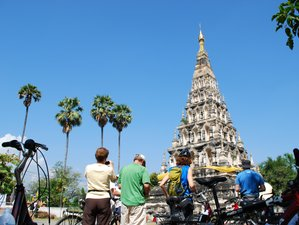 8 Days Cycling & Cooking Holiday in Bangkok, Chiang Mai