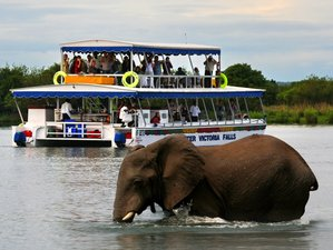 8 Day Victoria Falls to Okavango Delta Safari in Zimbabwe and Botswana