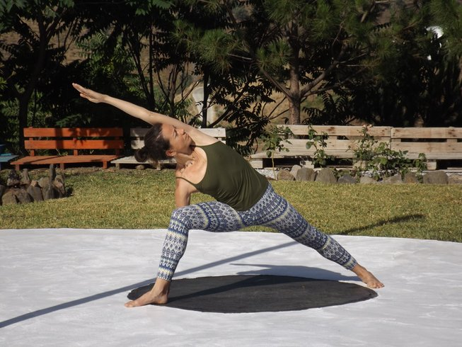 6 Days Healthy Cooking and Yoga Retreat in Spain