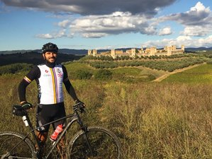 5 Day Exhilarating Guided Bike Tour with Wine Tastings from Florence to Siena in Tuscany, Italy