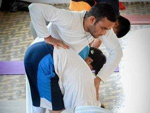 28 Day 300-Hour Hatha and Ashtanga Yoga Teacher Training in Rishikesh