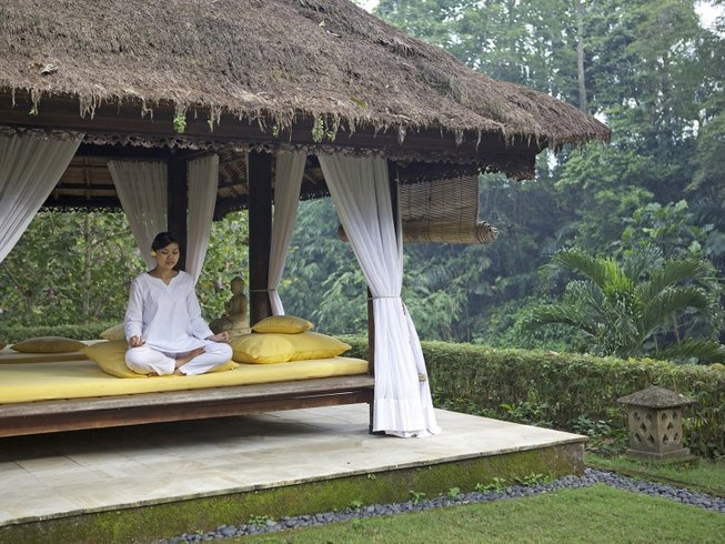 14 Days Ayurvedic Yoga Wellness Retreat in Bali