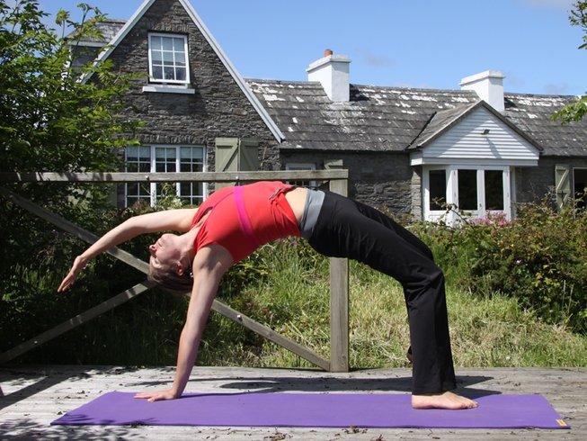 6 Days Yin and Dynamic Yoga Holiday in Ireland