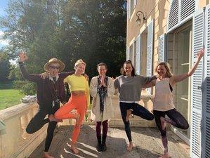 21 Tage 200-Stunden Vinyasa Yogalehrer Ausbildung Immersion in Barcelona