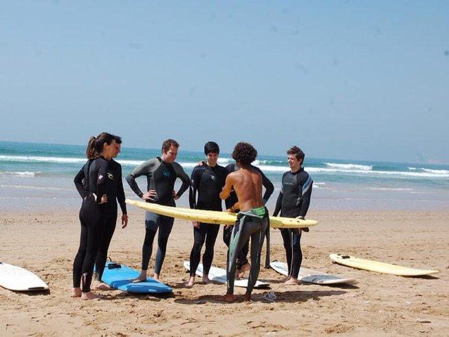 4 Days Morocco Surf and Yoga Vacation