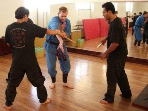 6 Weeks Intensive Multi-Martial Arts & Fitness Retreat Ko Samui Thailand