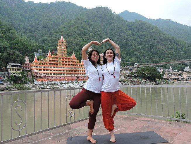 28 Days 200-Hour Hatha Yoga TTC in Rishikesh, India