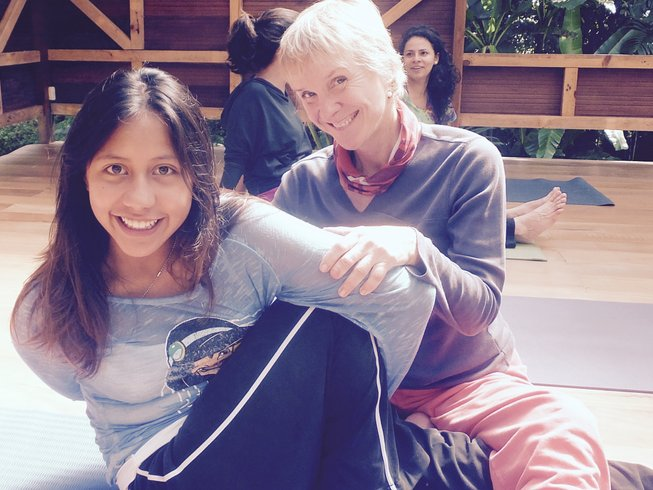 8 días retiro de alimentos crudos, senderismo y yoga Ashtanga en Ecuador