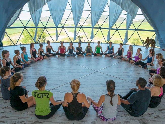 8-Daagse Spaanse Diepgang en Yoga Retraite in Spanje