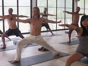4 jours en stage de yoga et méditation à Ko Pha Ngan, Thaïlande