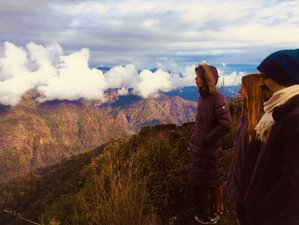 5 Day Serenity in the Mountains - Spiritual Yoga Meditation Retreat in Nature, Rishikesh