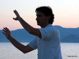 8 Days Qigong & Hatha Yoga Holiday on Crete island Greece