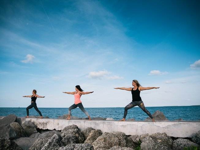 8 Days Island Crush Yoga Retreat in USA