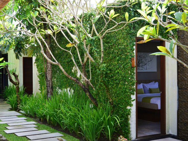 5 Days Pure Relaxation and Luxury Wellness Yoga Holiday in Bali