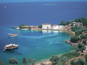 8 Tage Ashtanga Yoga Retreat auf Kalamos, Griechenland