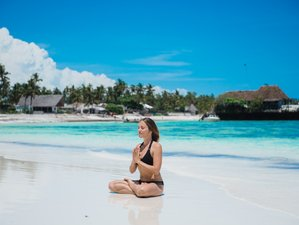7 Days Paradise Immersion Yoga Retreat in Zanzibar, Tanzania