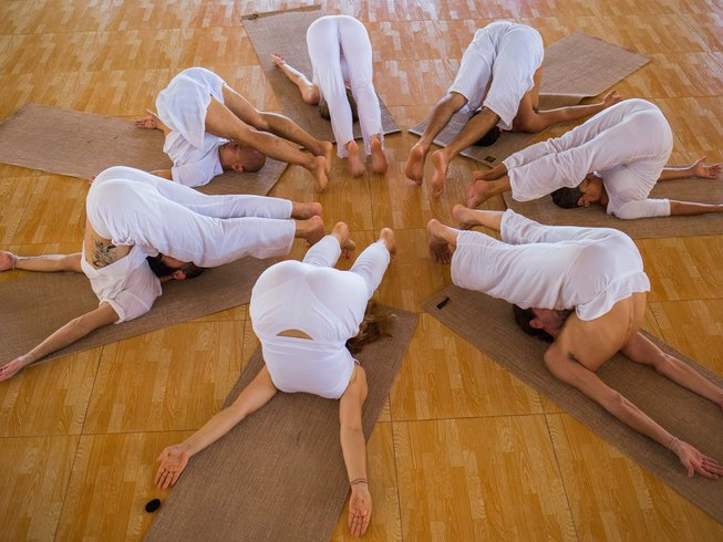 12 Weeks Agama Yoga TTC in Koh Phangan, Thailand