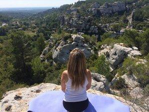 4 jours en week-end de hatha yoga, nidra et randonnées à Villelaure, Provence
