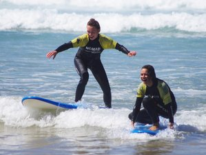 8 Day All-Level Surf Camp at a Magical Surf Resort in Aljezur