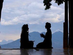 8 Days Ancient Mystical Yoga Retreat in Sololá Department, Guatemala