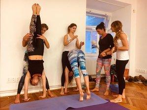 """9 Day """"Yoga Alchemy"""" Vinyasa Yoga Retreat in Stagnone Lagoon, Sicily"""