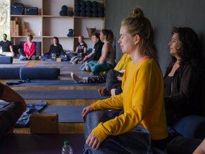 8 Day 50-Hour Yin Yoga and Meridians Teacher Training in Cabeceiras de Basto, Minho