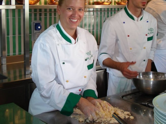 3 Days Mediterranean Weekend Cooking Holidays in Italy