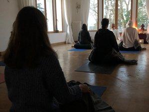 4 jours en stage de hatha yoga pour niveau intermédiaire et avancé a Bel-Air, Dourdan, France