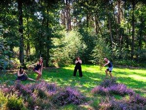 3-Daagse Antaskara Yoga, Meditatie en Lichaamswerk Retreat in de Vlaamse Natuur in Retie, Antwerpen