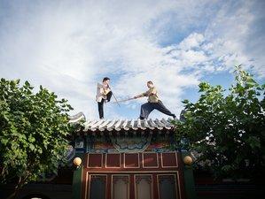 7 Days Kung Fu and Zen Training Retreat in Beijing