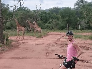 10 Days Safari and Cycling Tour in North Eastern South Africa