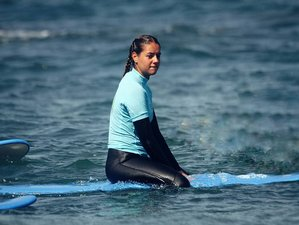 8 Days Girls' Ericeira Yoga and Surfcamp Portugal