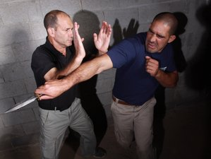 10 Days of Intensive Krav Maga Training in Israel