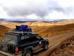 3 Day Salt Flats Improved Wildlife Tour in Uyuni, Bolivia