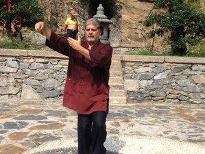 3 Months Tai Chi, Qigong, and Kung Fu Training in Hubei, China