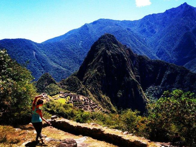 7 días retiro de yoga chamánico en el Valle Sagrado, Perú