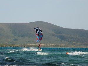 8 Days Basic Kitesurf Camp in Sardinia, Italy