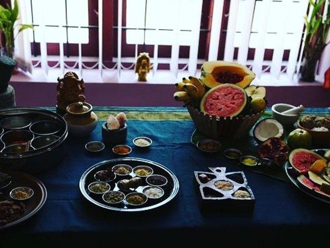 7 Days Ayurveda Yoga Detox Retreat in Kerala, India