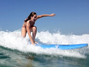 3 Day City Break and All Levels Surf Holiday in Lisbon
