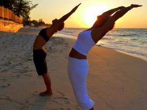 4 Days Raw Food and Yoga Retreat in Bahamas