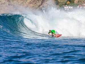 8 Day Surf Camp on the Most Beautiful Island in Europe: Madeira